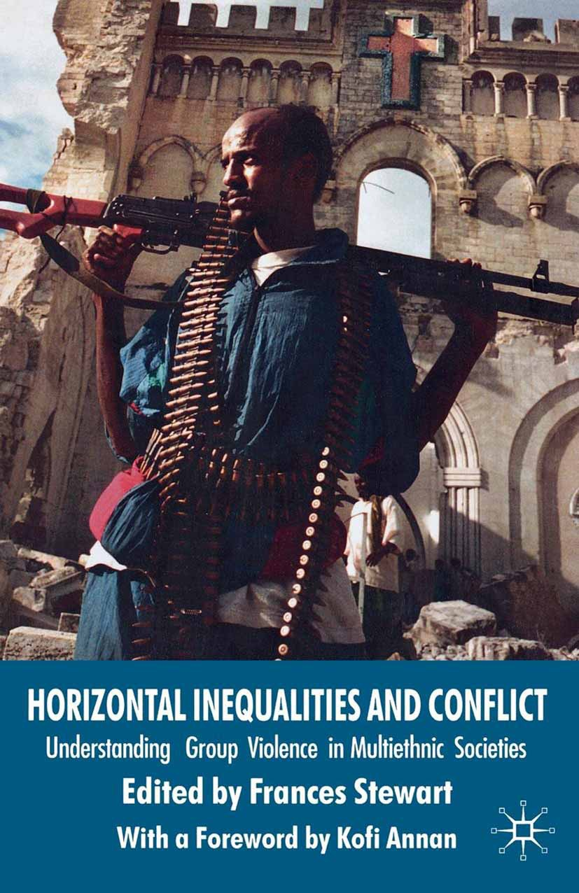 Stewart, Frances - Horizontal Inequalities and Conflict, ebook