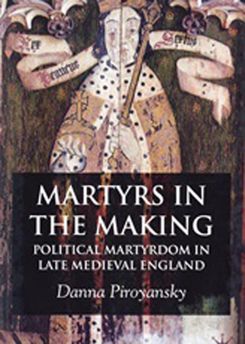 Piroyansky, Danna - Martyrs in the Making, ebook