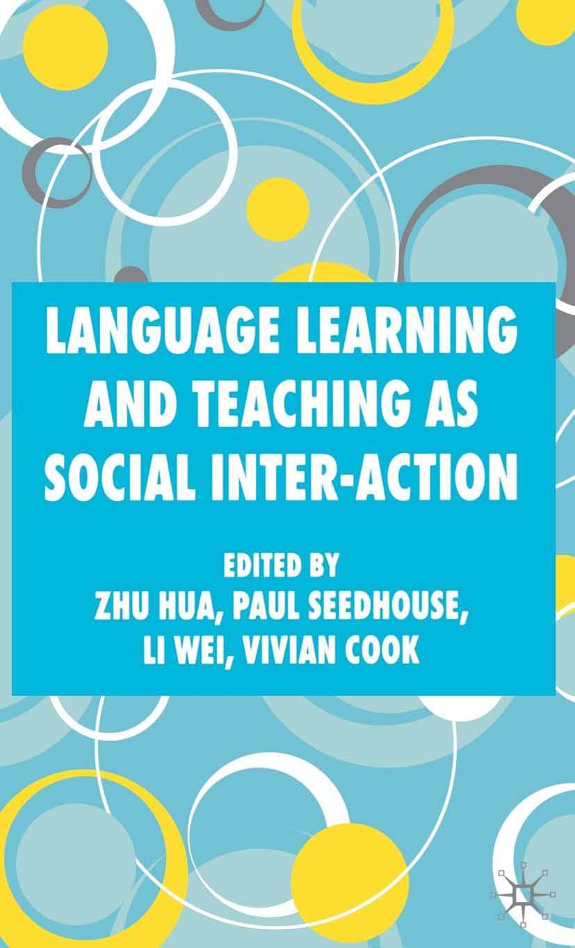 Cook, Vivian - Language Learning and Teaching as Social Inter-Action, ebook