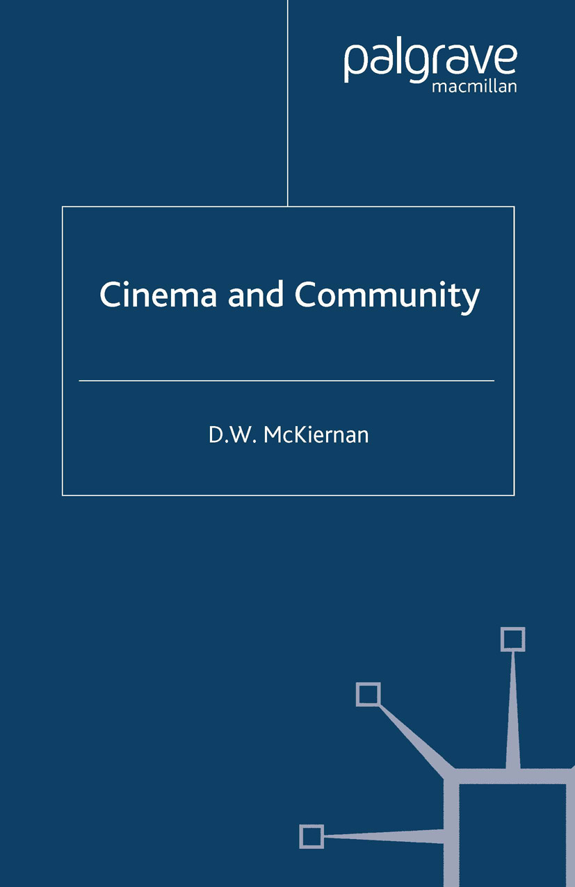 McKiernan, D. W. - Cinema and Community, ebook