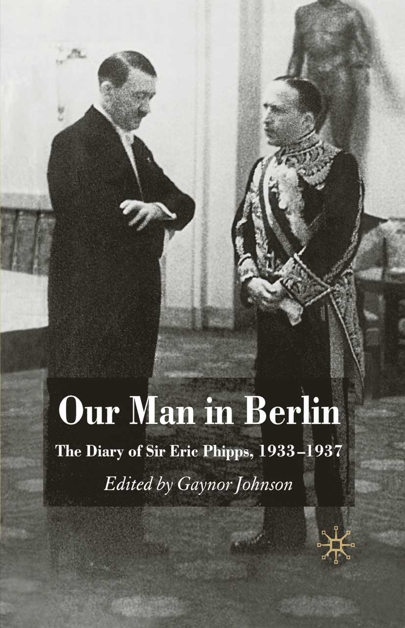 Johnson, Gaynor - Our Man in Berlin, ebook