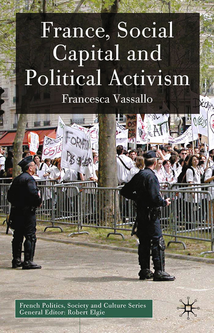 Vassallo, Francesca - France, Social Capital and Political Activism, ebook