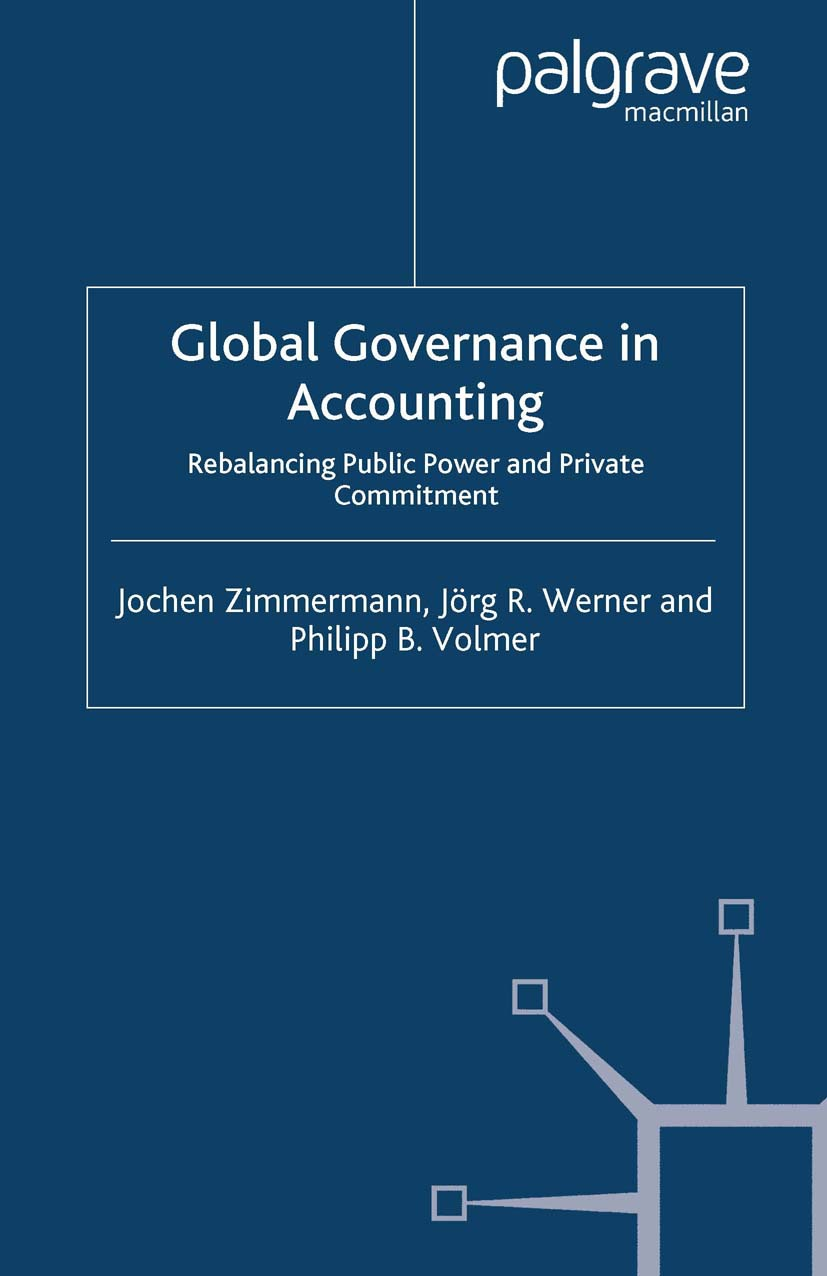 Volmer, Philipp B. - Global Governance in Accounting, ebook