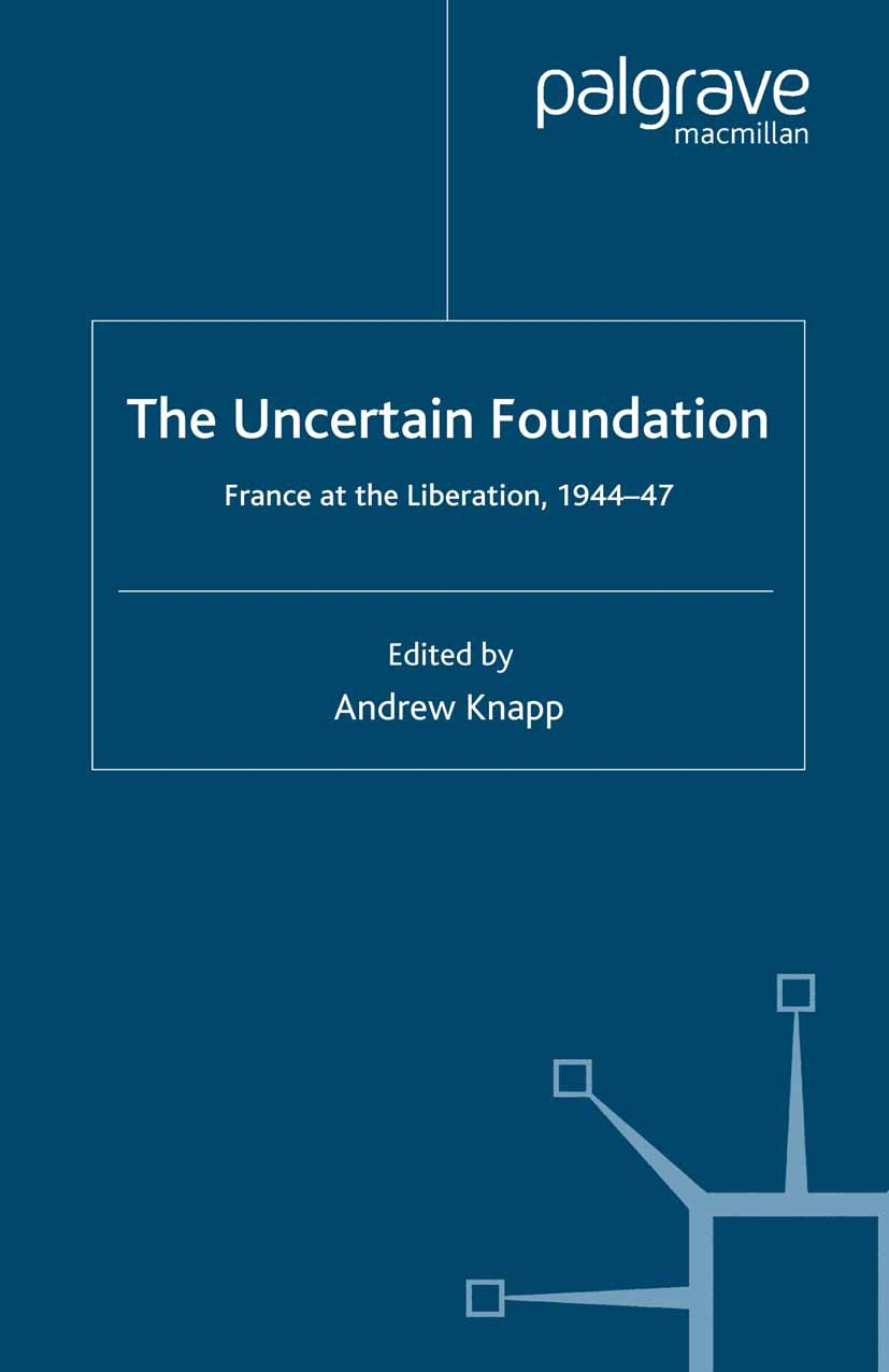 Knapp, Andrew - The Uncertain Foundation, ebook