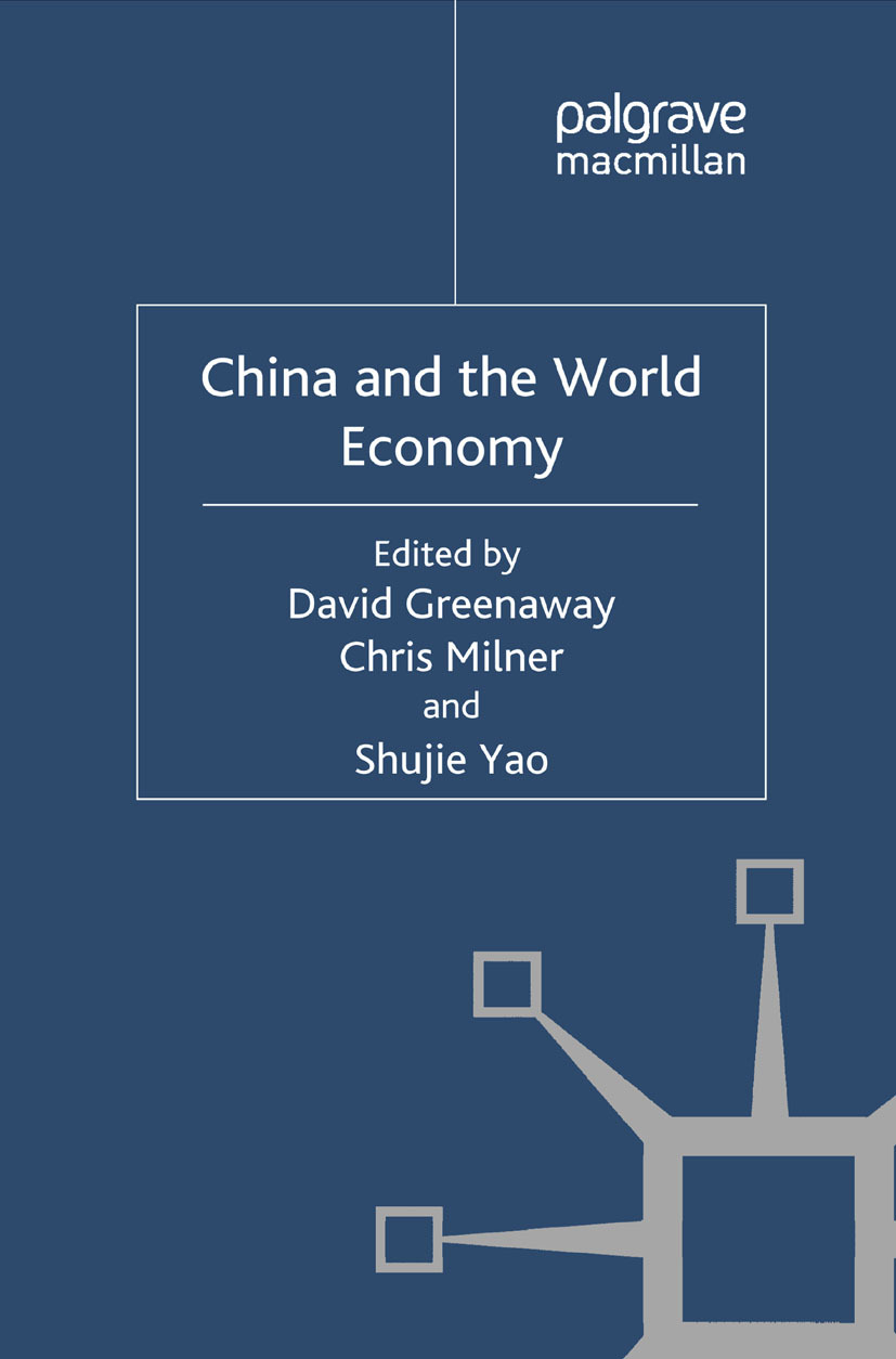 Greenaway, David - China and the World Economy, ebook