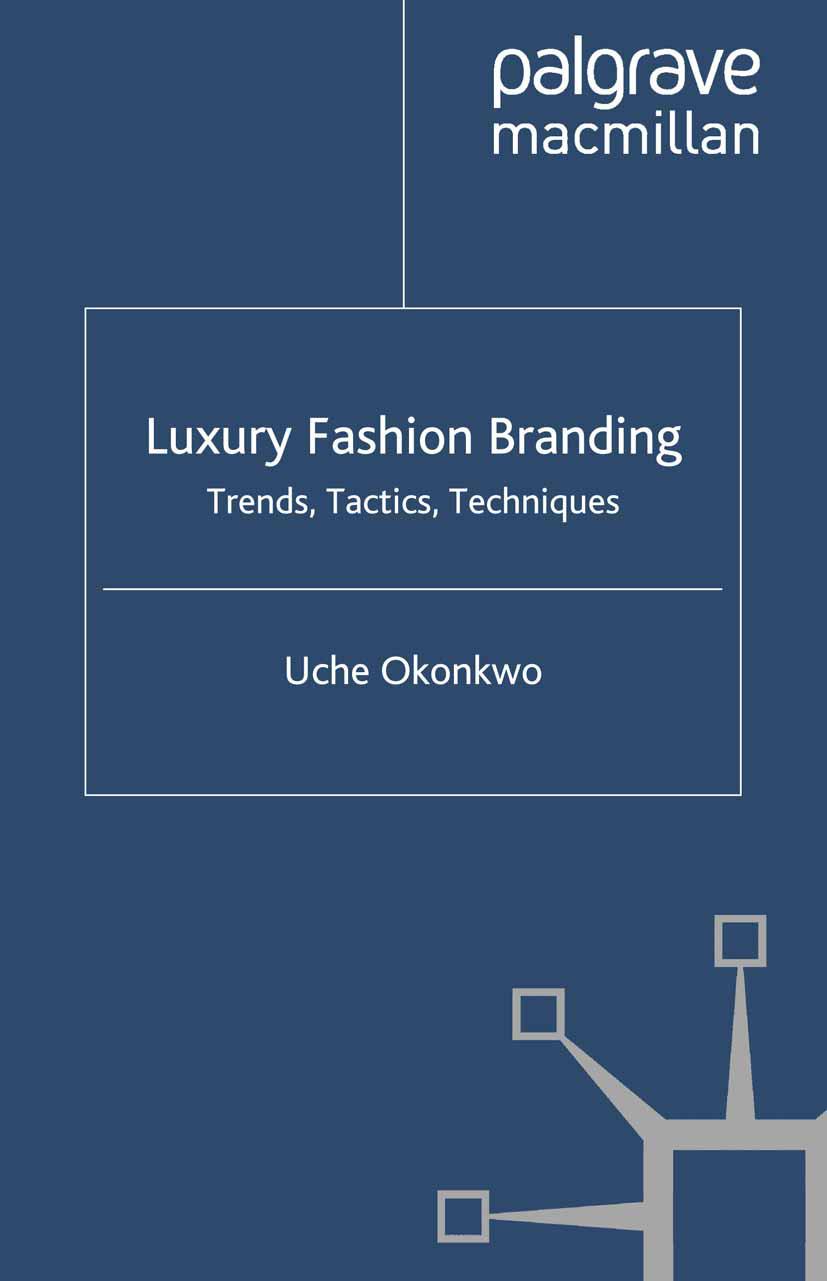 Okonkwo, Uche - Luxury Fashion Branding, ebook