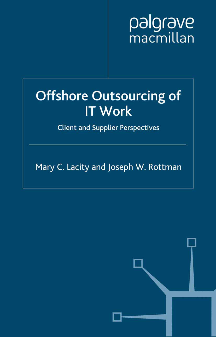 Lacity, Mary C. - Offshore Outsourcing of IT Work, ebook