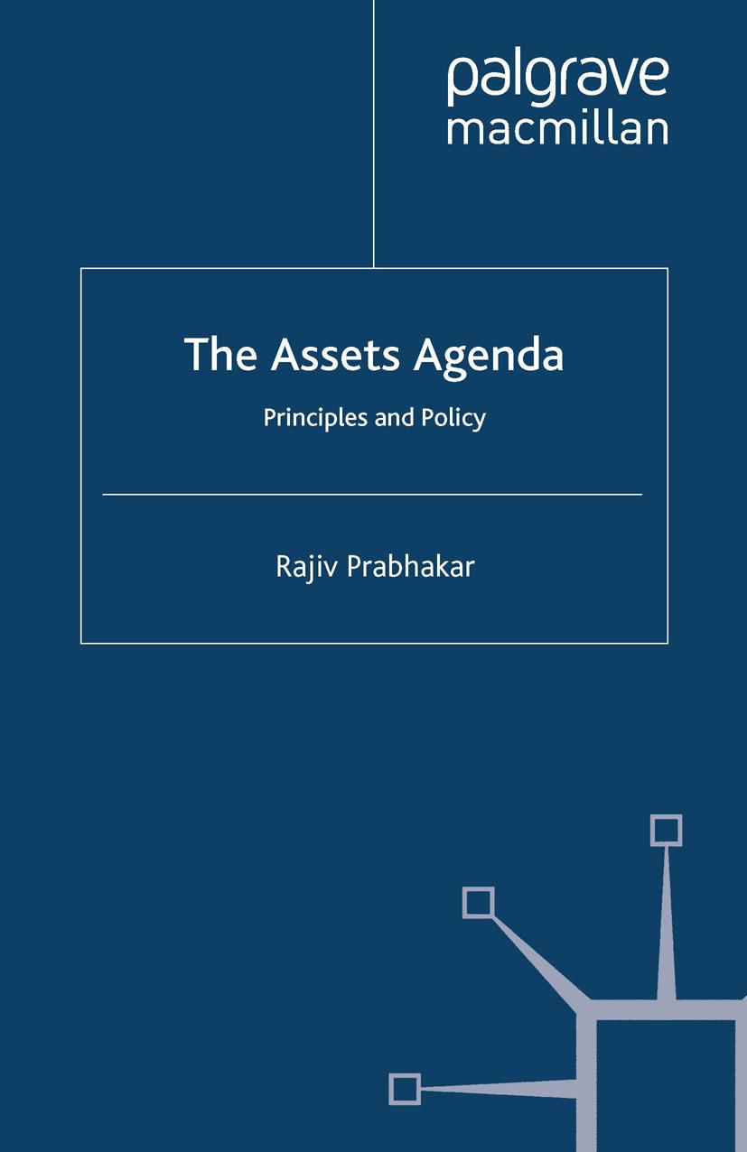 Prabhakar, Rajiv - The Assets Agenda, ebook