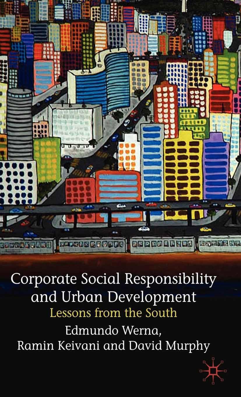 Keivani, Ramin - Corporate Social Responsibility and Urban Development, ebook