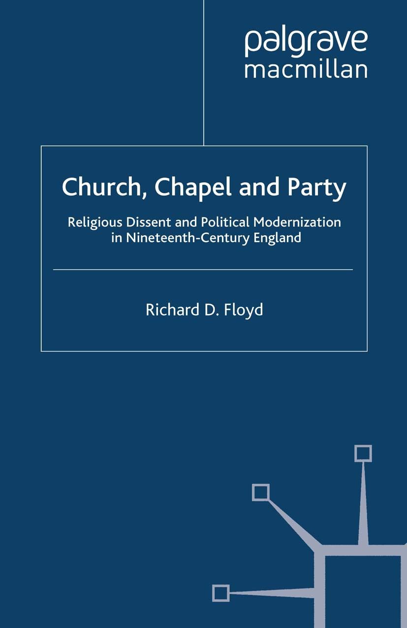 Floyd, Richard D. - Church, Chapel and Party, ebook