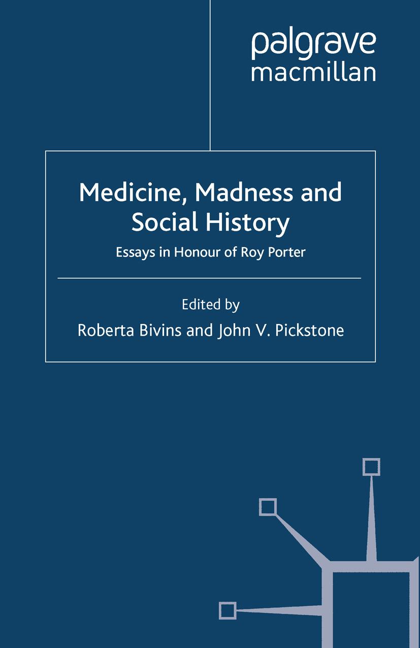 Bivins, Roberta - Medicine, Madness and Social History, ebook