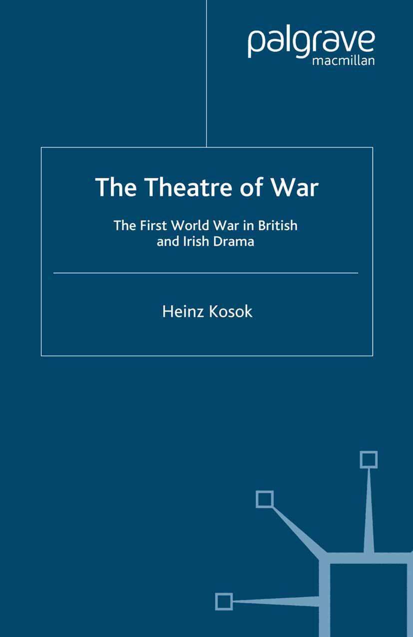 Kosok, Heinz - The Theatre of War, ebook