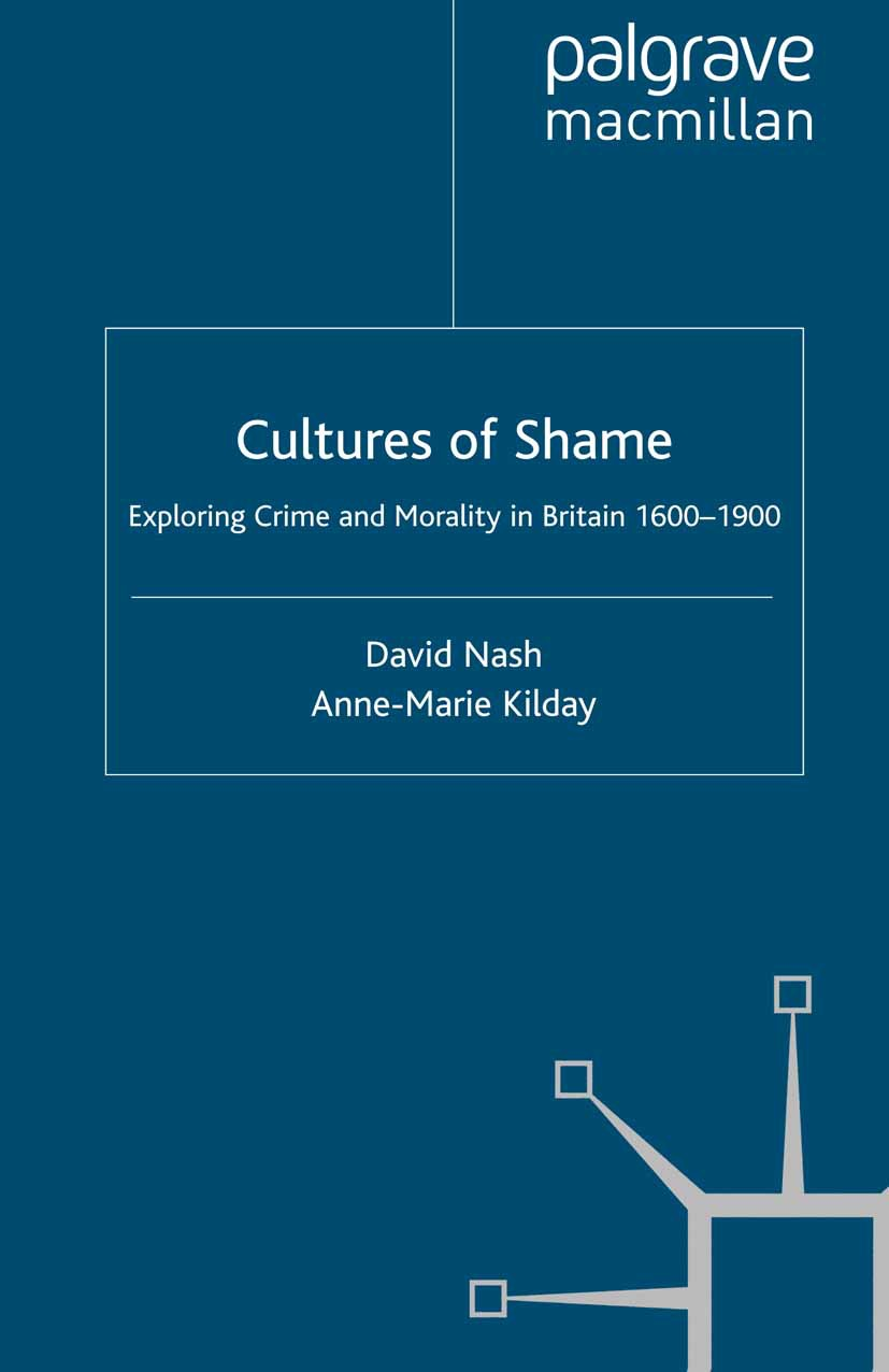 Kilday, Anne-Marie - Cultures of Shame, ebook