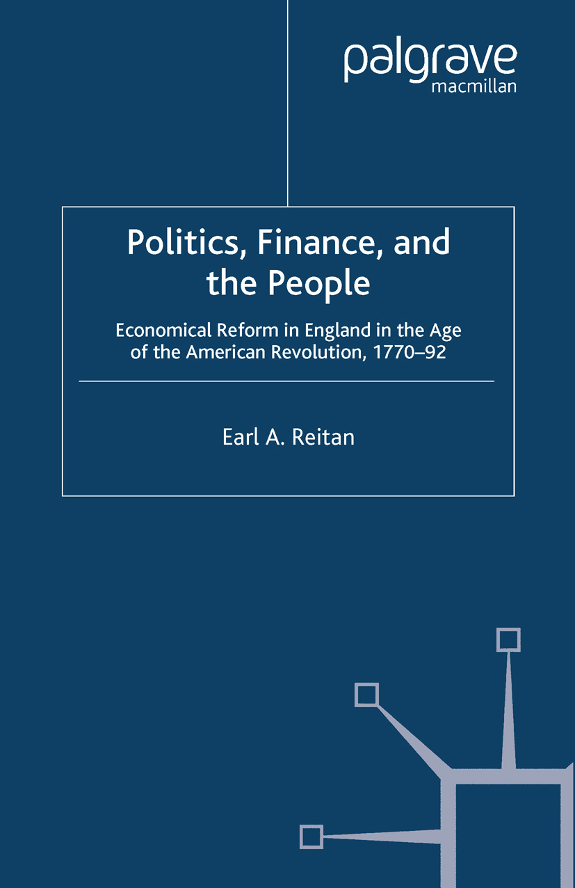 Reitan, Earl A. - Politics, Finance, and the People, ebook