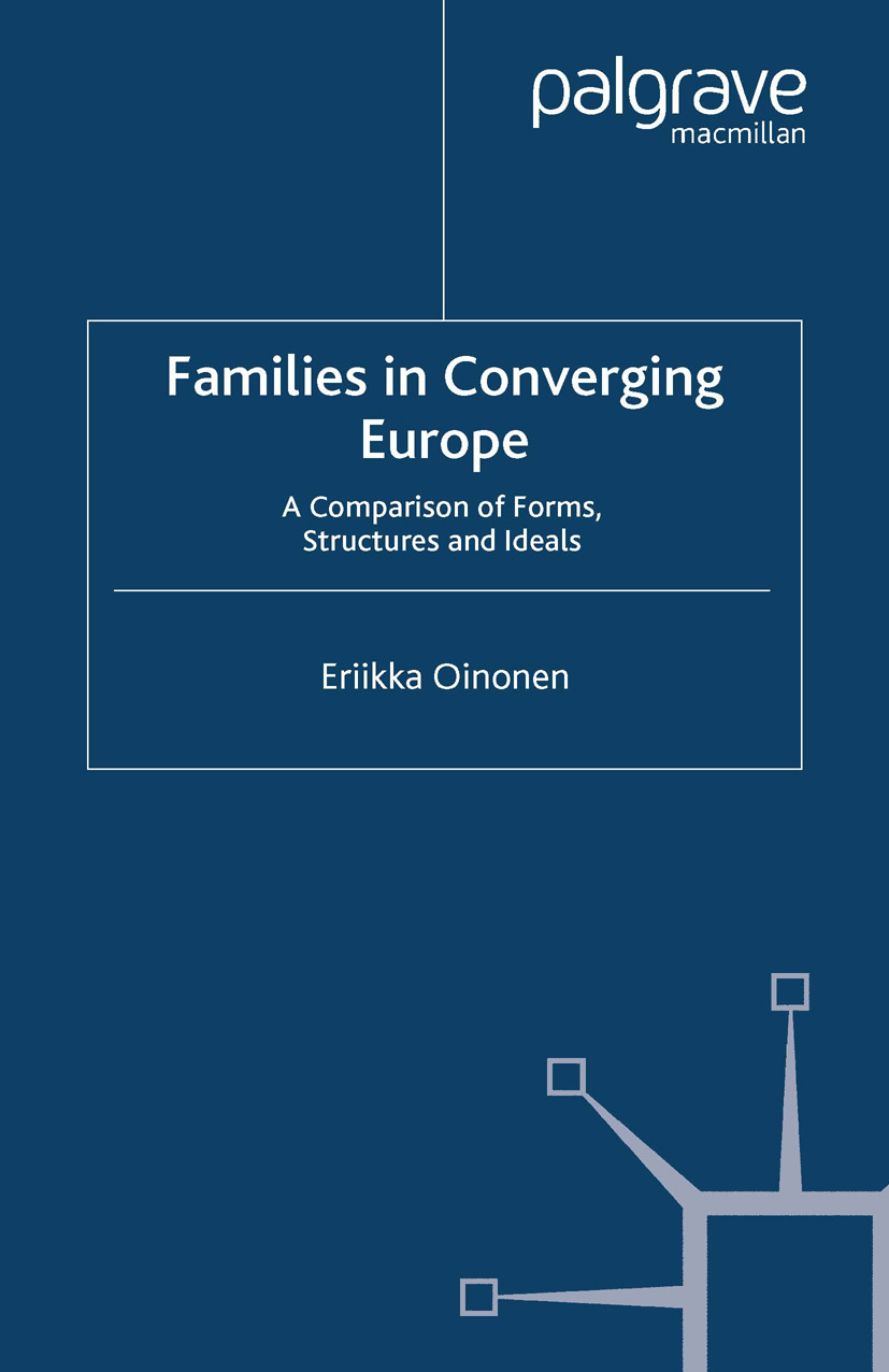 Oinonen, Eriikka - Families in Converging Europe, ebook
