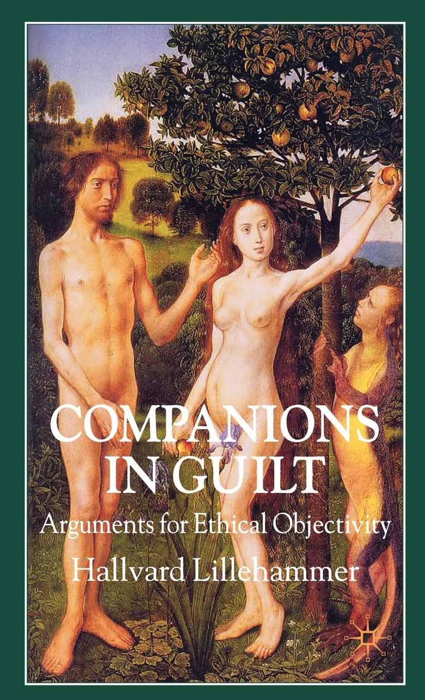 Lillehammer, Hallvard - Companions in Guilt, ebook