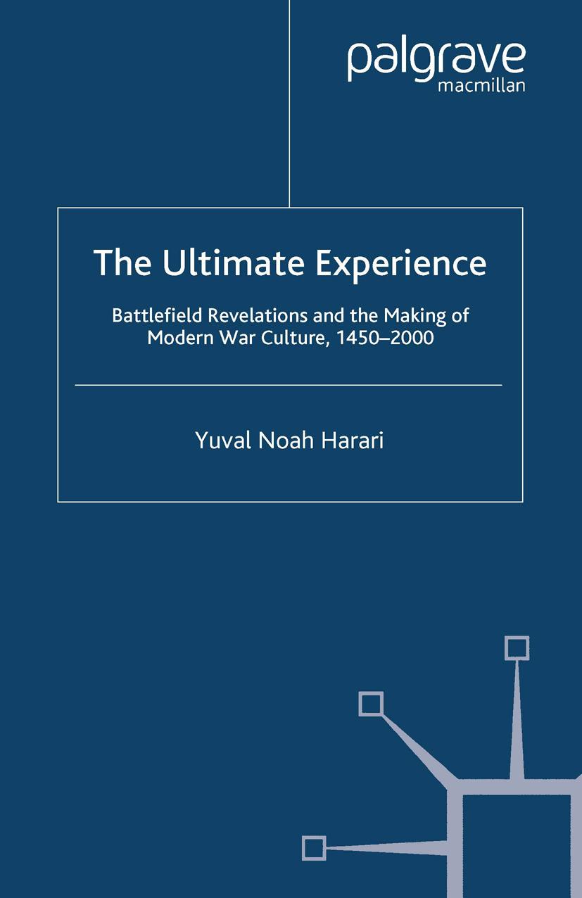 Harari, Yuval Noah - The Ultimate Experience, ebook