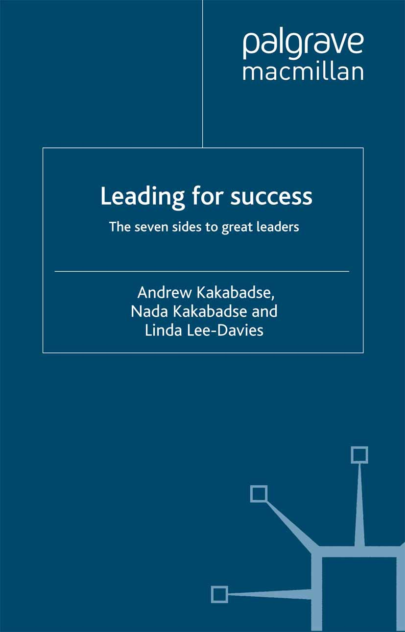 Kakabadse, Andrew - Leading for success, ebook