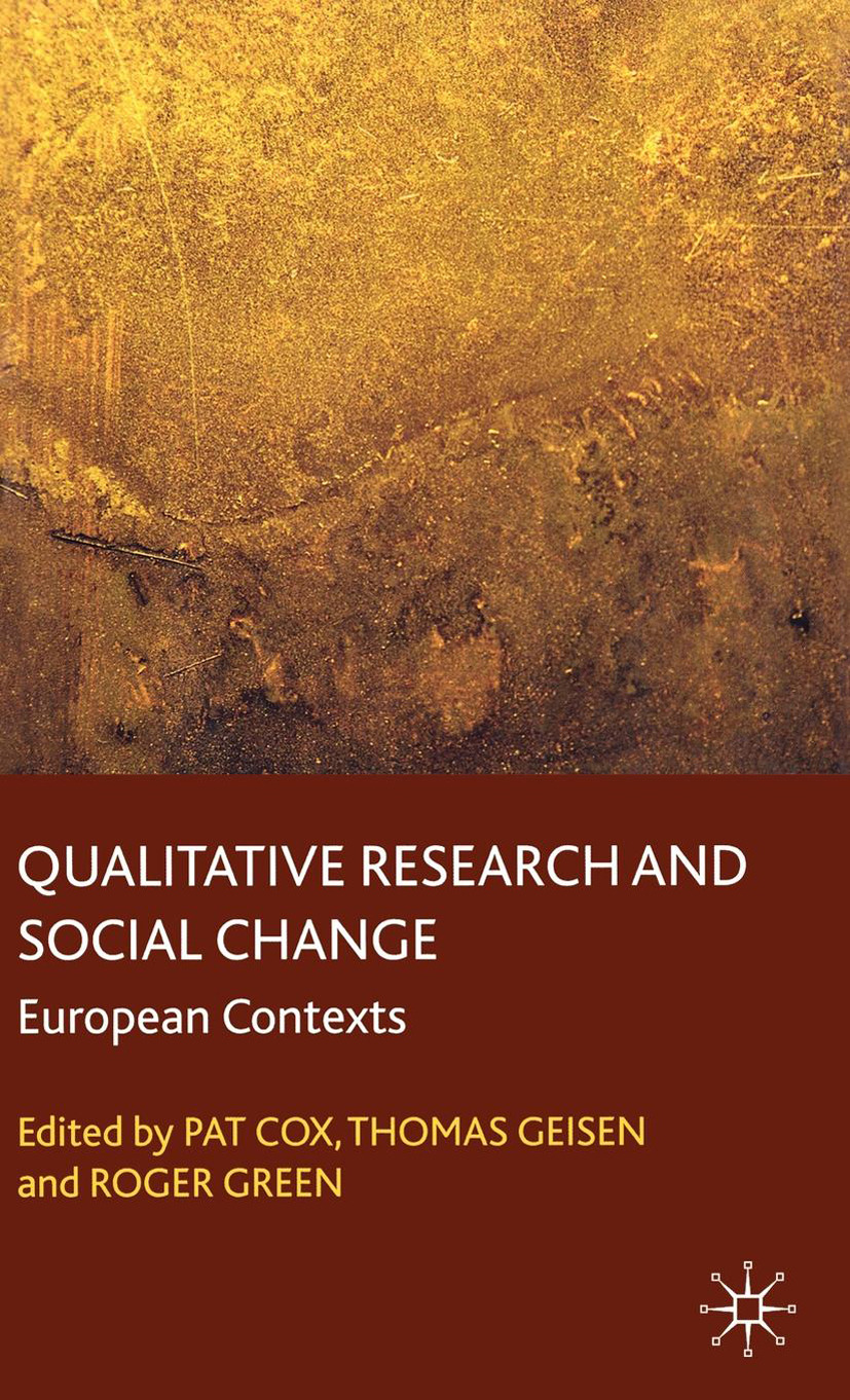Cox, Pat - Qualitative Research and Social Change, ebook