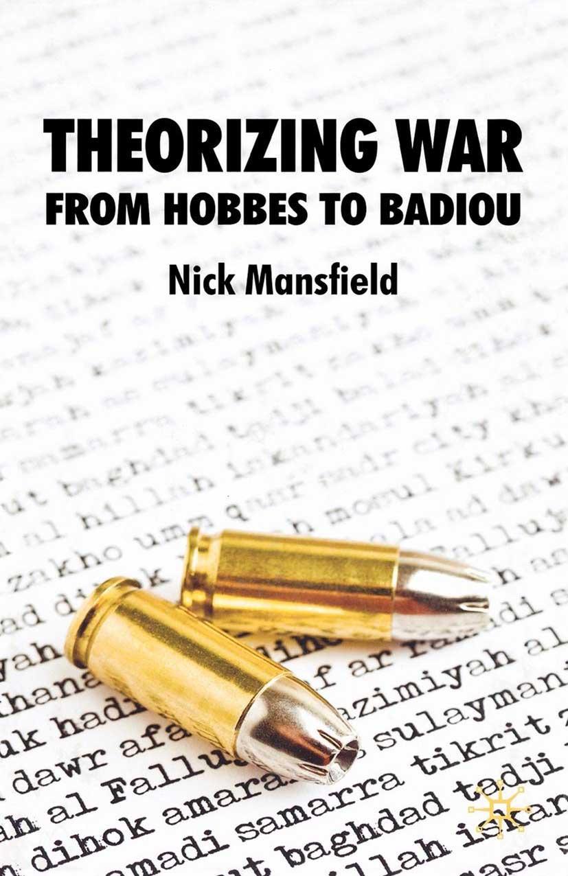 Mansfield, Nick - Theorizing War, ebook