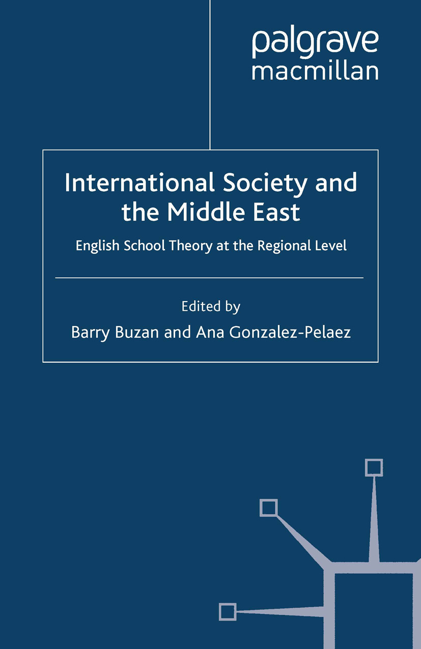 Buzan, Barry - International Society and the Middle East, ebook