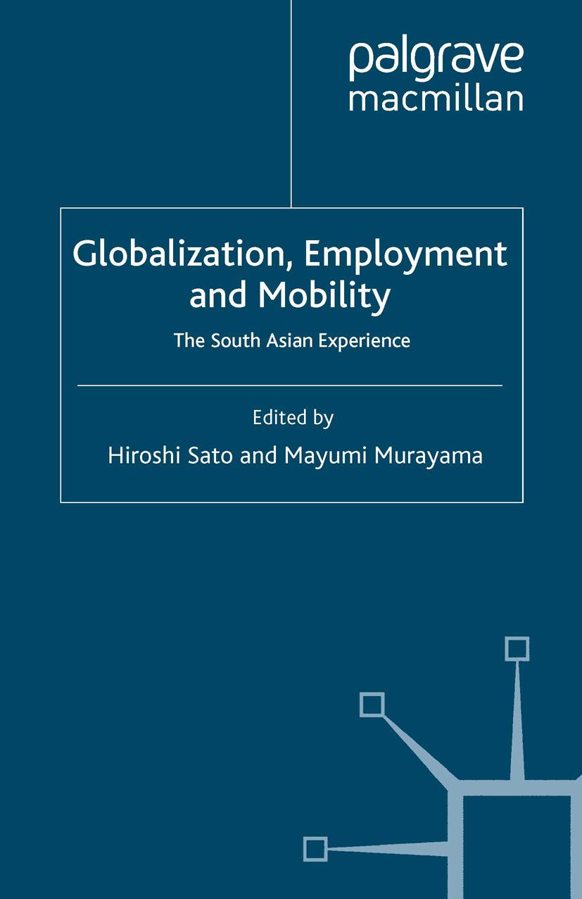 Murayama, Mayumi - Globalization, Employment and Mobility, ebook