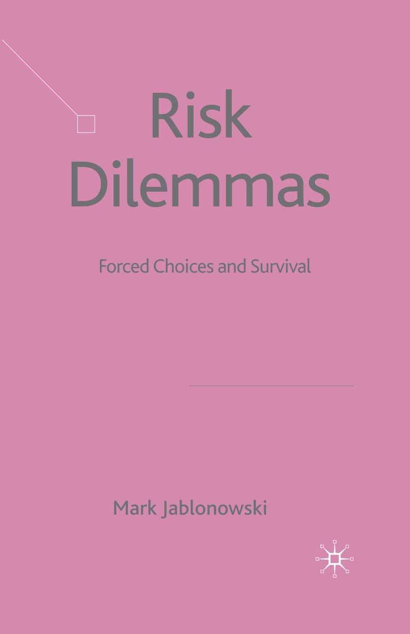 Jablonowski, Mark - Risk Dilemmas, ebook