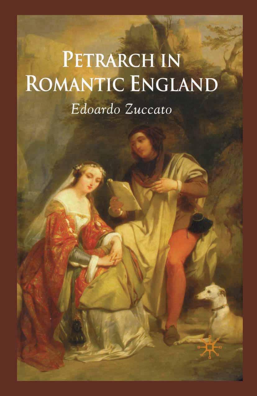 Zuccato, Edoardo - Petrarch in Romantic England, ebook