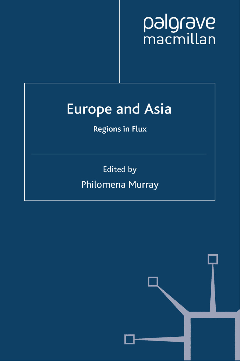 Murray, Philomena - Europe and Asia, ebook