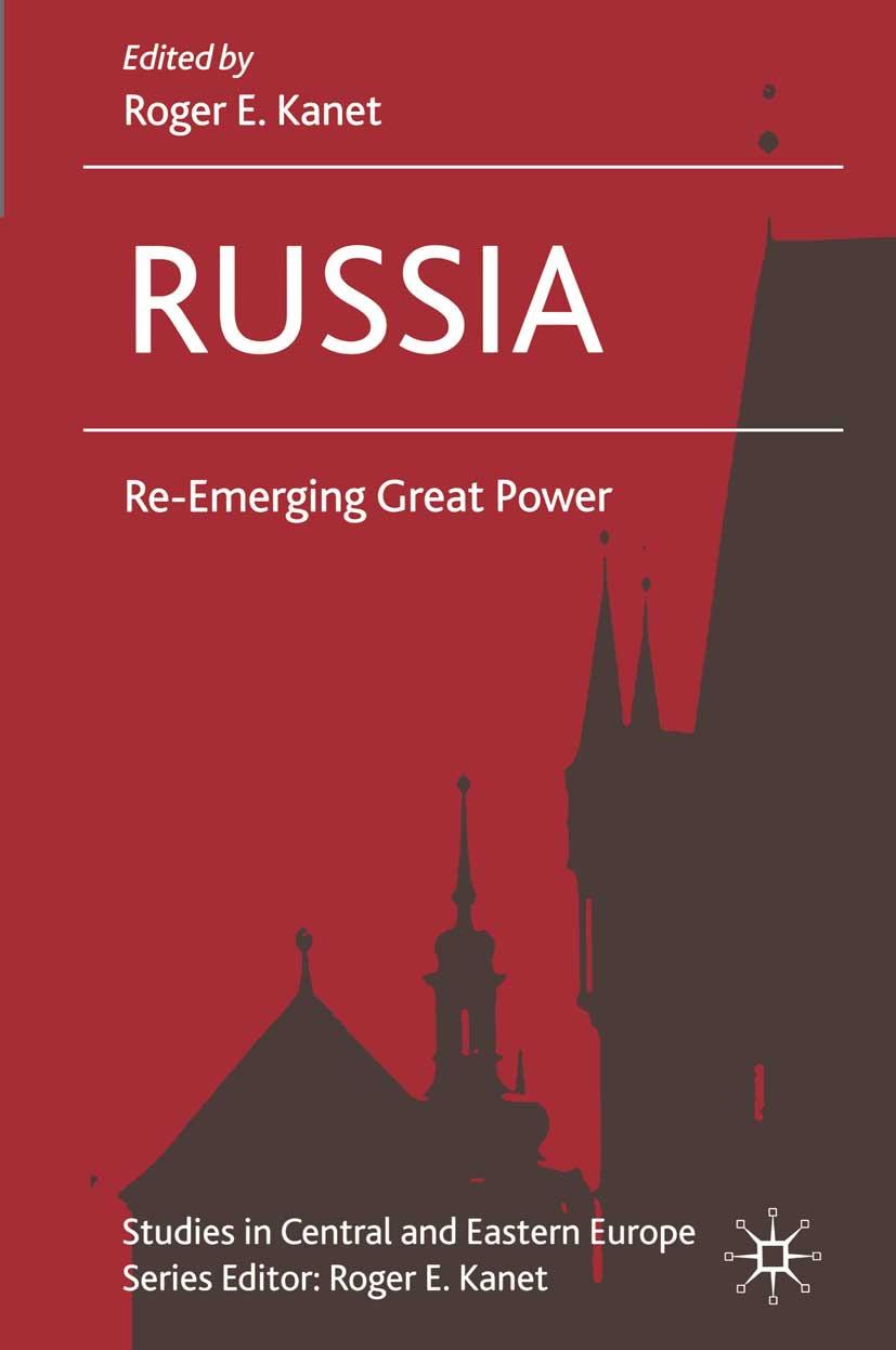 Kanet, Roger E. - Russia, ebook