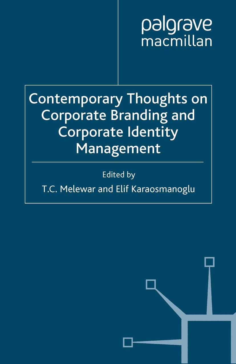 Karaosmanoğlu, Elif - Contemporary Thoughts on Corporate Branding and Corporate Identity Management, ebook