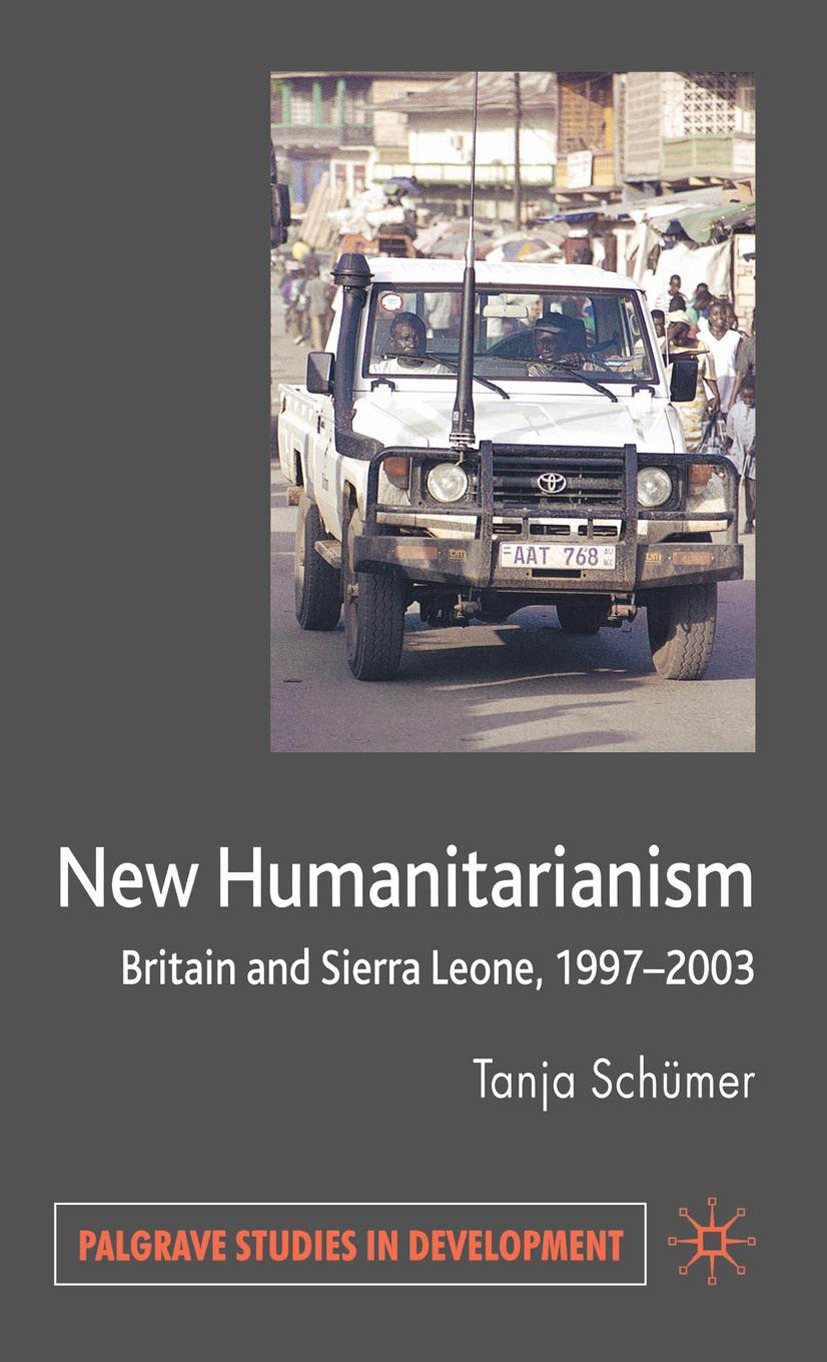 Schümer, Tanja - New Humanitarianism, ebook