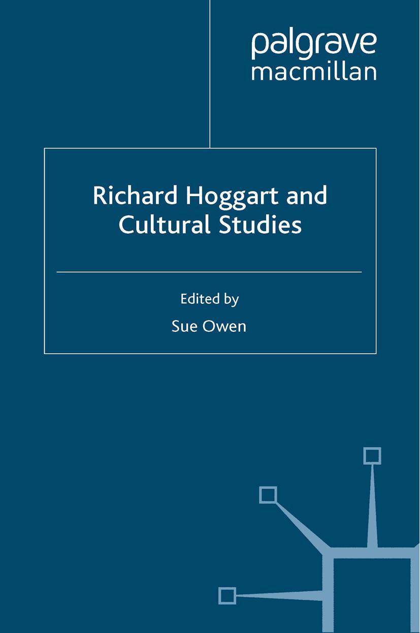 Owen, Sue - Richard Hoggart and Cultural Studies, ebook