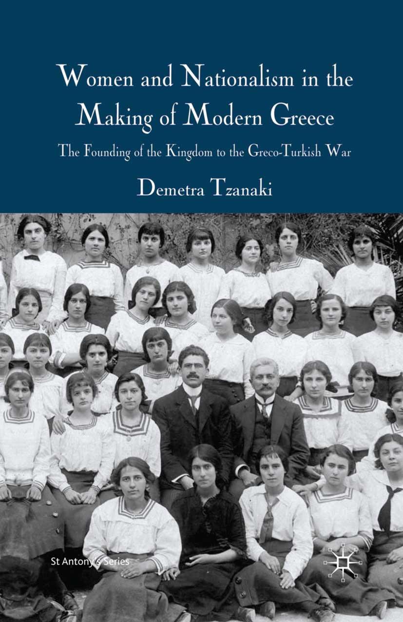 Tzanaki, Demetra - Women and Nationalism in the Making of Modern Greece, ebook