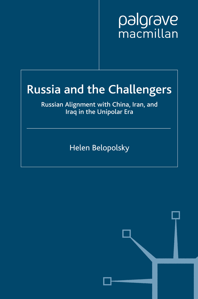 Belopolsky, Helen - Russia and the Challengers, ebook