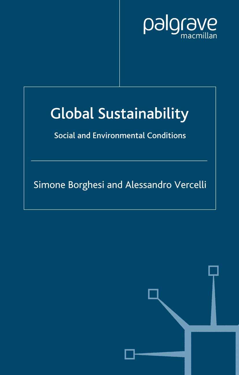 Borghesi, Simone - Global Sustainability, ebook