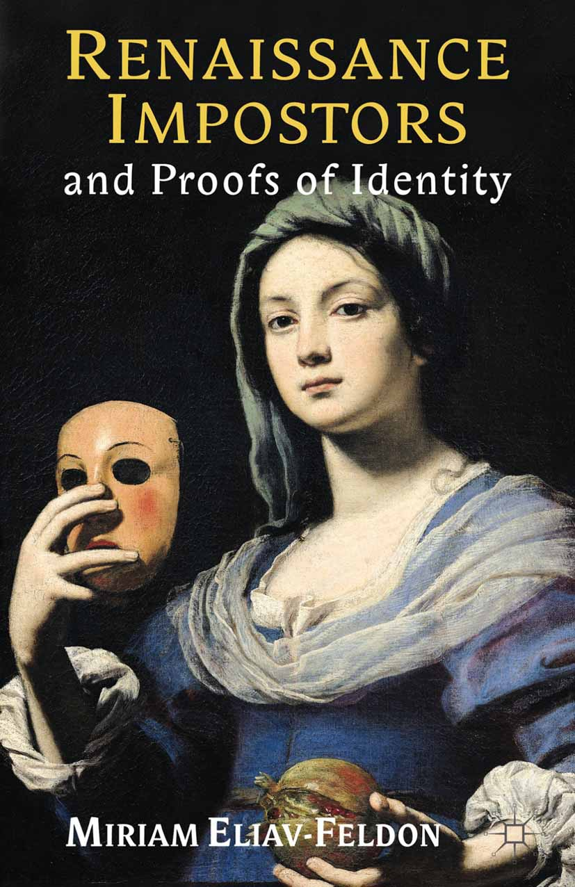 Eliav-Feldon, Miriam - Renaissance Impostors and Proofs of Identity, ebook