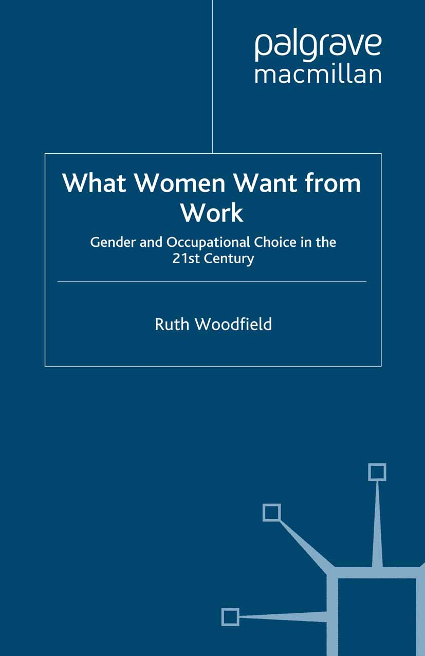 Woodfield, Ruth - What Women Want from Work, ebook