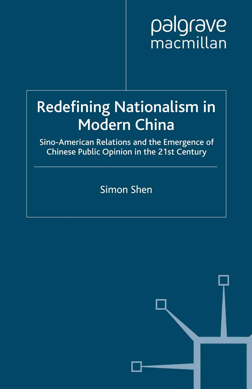 Shen, Simon - Redefining Nationalism in Modern China, ebook