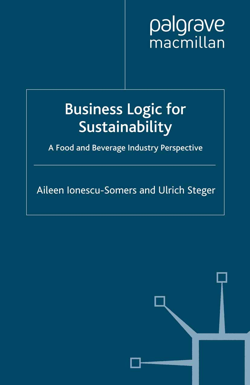 Ionescu-Somers, Aileen - Business Logic for Sustainability, ebook