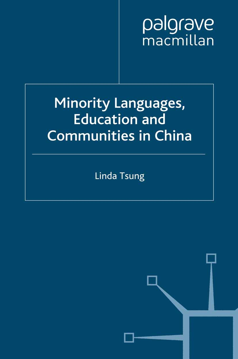 Tsung, Linda - Minority Languages, Education and Communities in China, ebook
