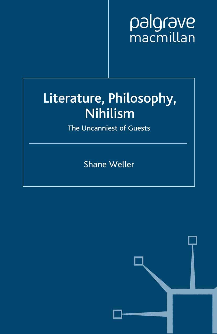 Weller, Shane - Literature, Philosophy, Nihilism, ebook