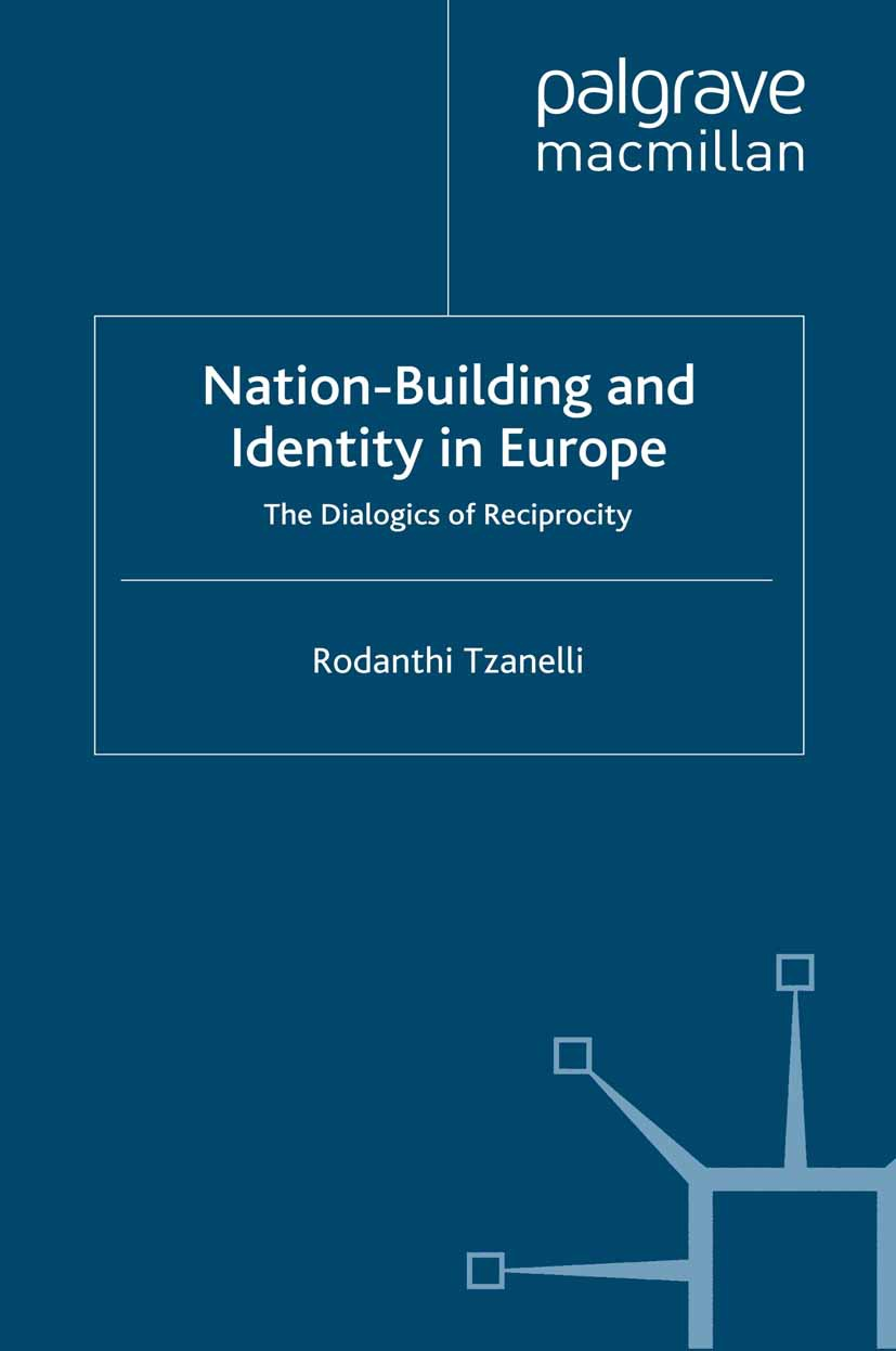 Tzanelli, Rodanthi - Nation-Building and Identity in Europe, ebook