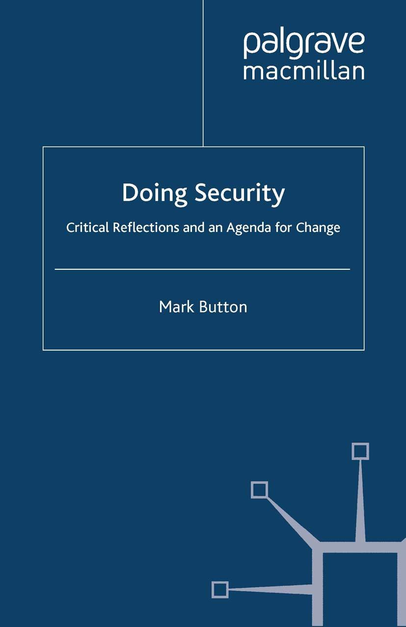 Button, Mark - Doing Security, ebook