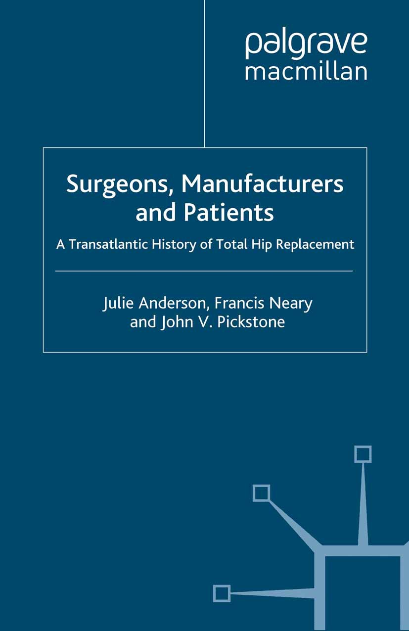 Anderson, Julie - Surgeons, Manufacturers and Patients, ebook