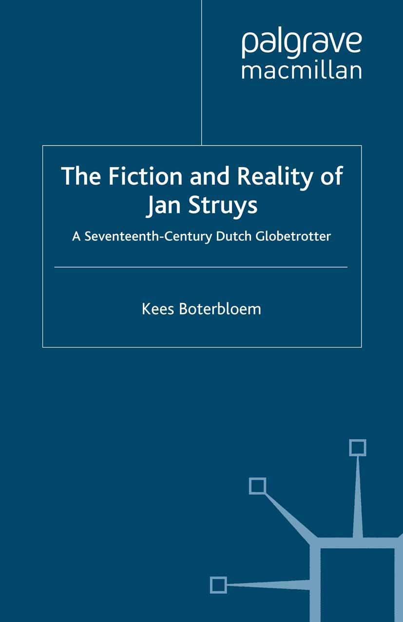 Boterbloem, Kees - The Fiction and Reality of Jan Struys, ebook