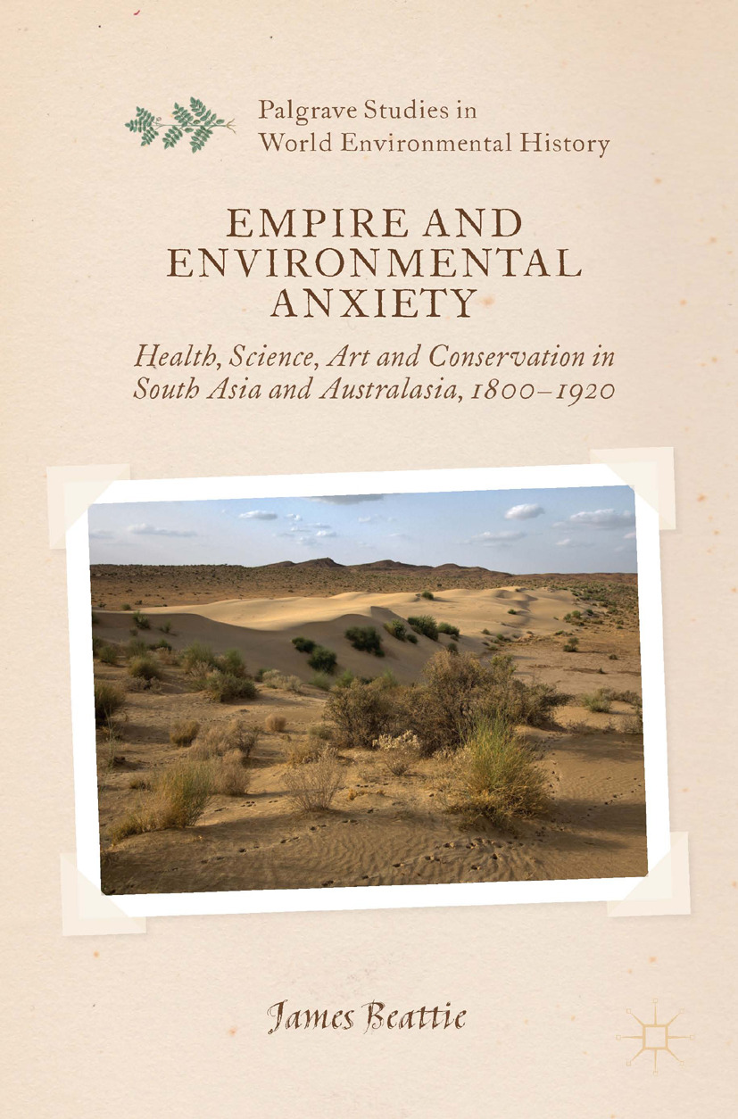 Beattie, James - Empire and Environmental Anxiety, ebook