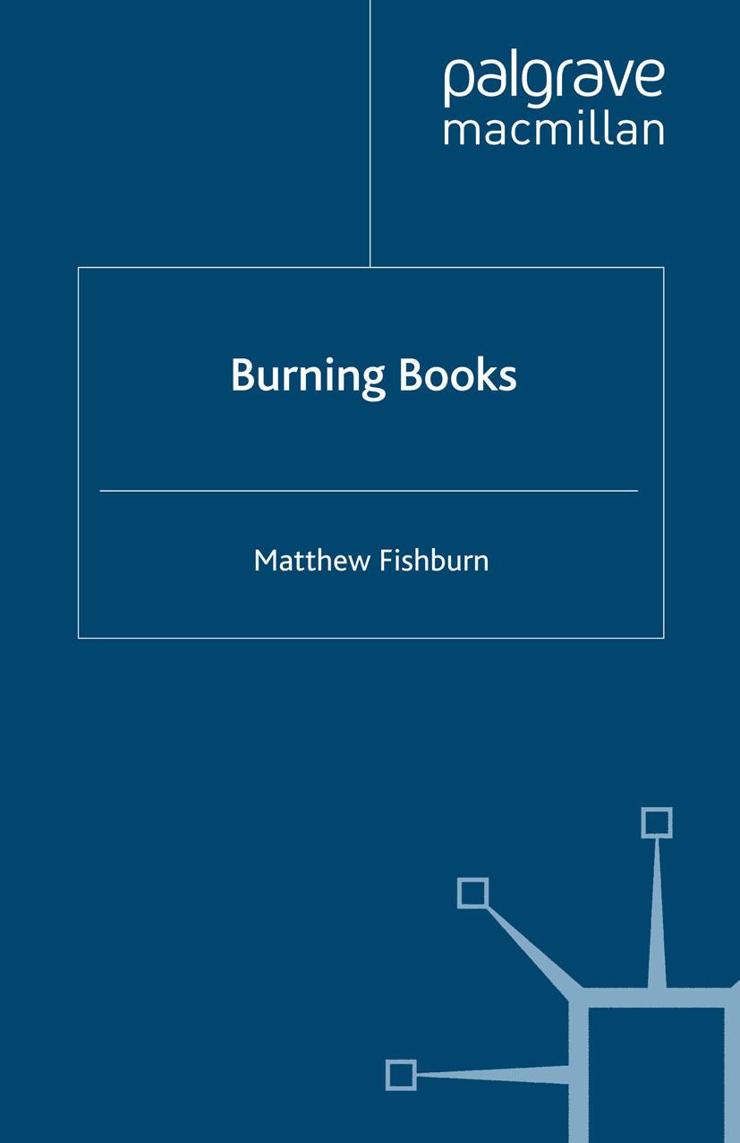 Fishburn, Matthew - Burning Books, ebook