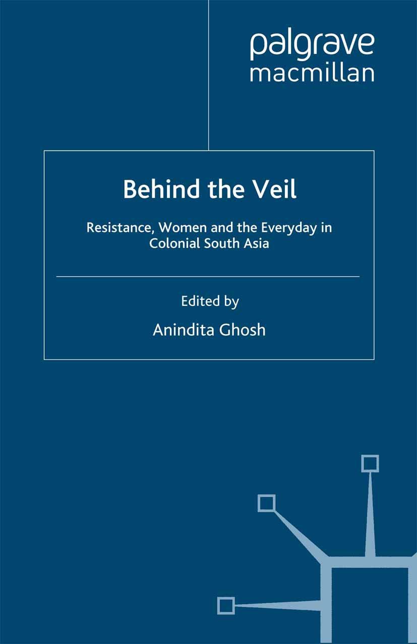 Ghosh, Anindita - Behind the Veil, ebook