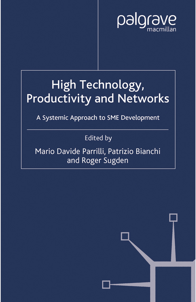 Bianchi, Patrizio - High Technology, Productivity and Networks, ebook